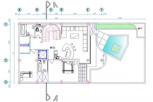 منزل نقشه