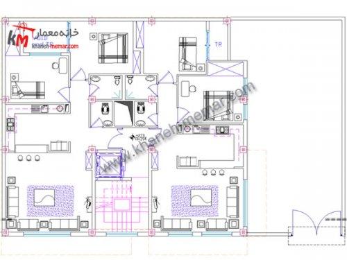 نقشه خانه دانلودی
