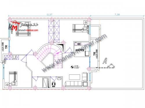 دانلود نقشه |پلان های معماری