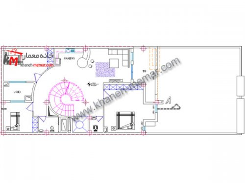 طراحی پلان ساختمان |دانلود نقشه