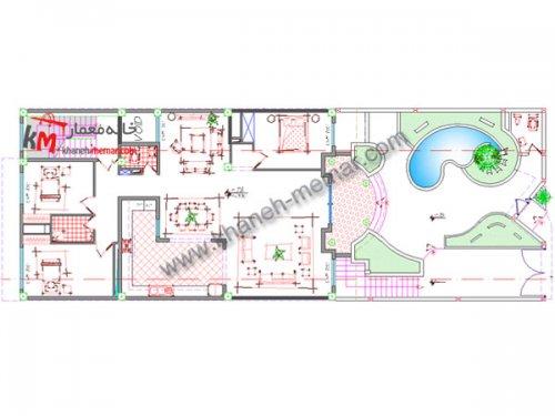 خانه معمار |دانلود نقشه اجرایی ساختمان