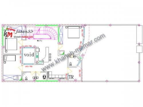 دانلود نقشه ساختمان |خانه معمار