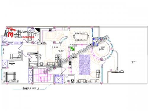 نقشه لندسکیپ