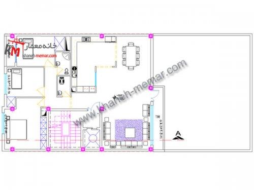 نقشه معمار |دانلود نقشه خانه
